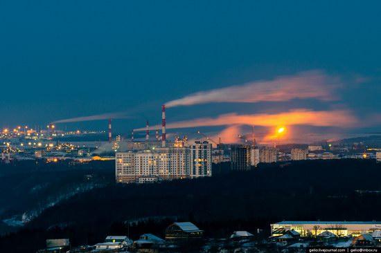 Winter in Ufa city, Russia, photo 23