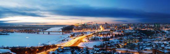 Winter in Ufa city, Russia, photo 25