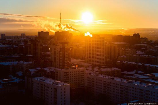 Winter in Ufa city, Russia, photo 27