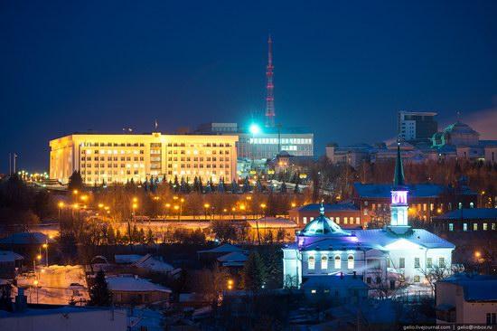 Winter in Ufa city, Russia, photo 4