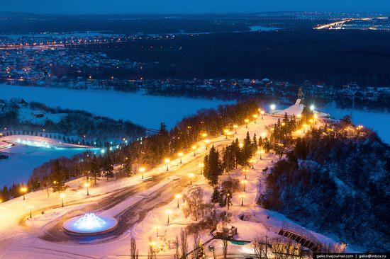 Winter in Ufa city, Russia, photo 6