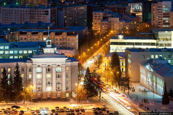 Winter in Ufa city, Russia, photo 9
