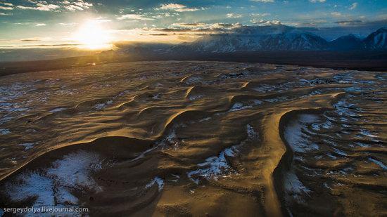 Chara Sands, Zabaikalsky region, Russia, photo 1