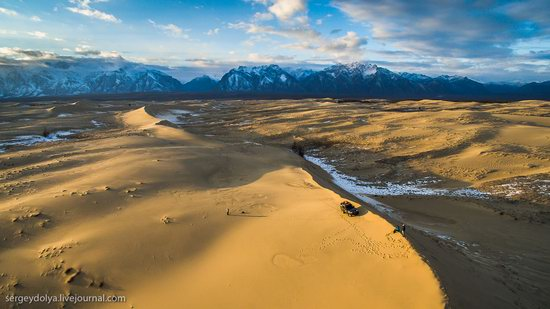 Chara Sands, Zabaikalsky region, Russia, photo 3