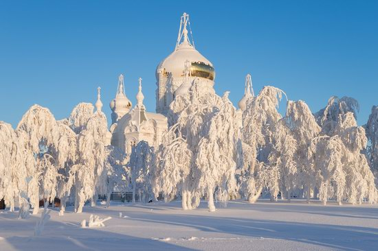 Holy Cross Cathedral, White Mountain, Perm region, Russia, photo 1