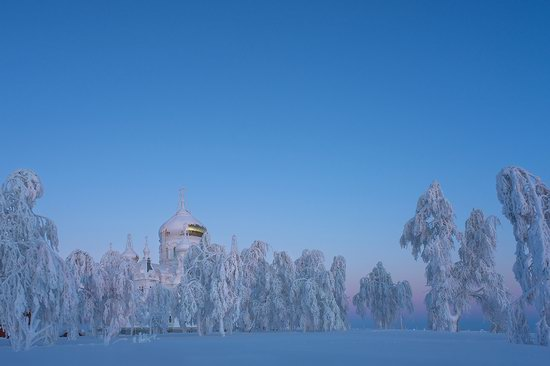 Holy Cross Cathedral, White Mountain, Perm region, Russia, photo 10