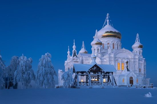 Holy Cross Cathedral, White Mountain, Perm region, Russia, photo 11
