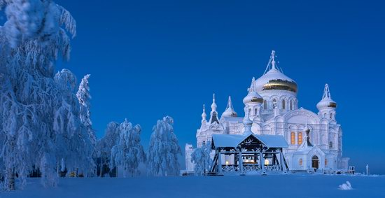Holy Cross Cathedral, White Mountain, Perm region, Russia, photo 12