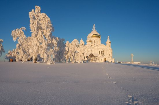 Holy Cross Cathedral, White Mountain, Perm region, Russia, photo 3