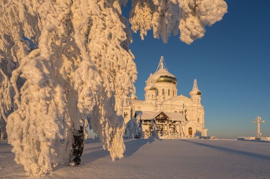 Holy Cross Cathedral, White Mountain, Perm region, Russia, photo 4