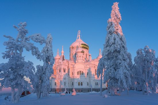 Holy Cross Cathedral, White Mountain, Perm region, Russia, photo 5