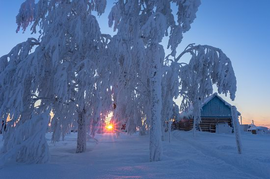 Holy Cross Cathedral, White Mountain, Perm region, Russia, photo 6