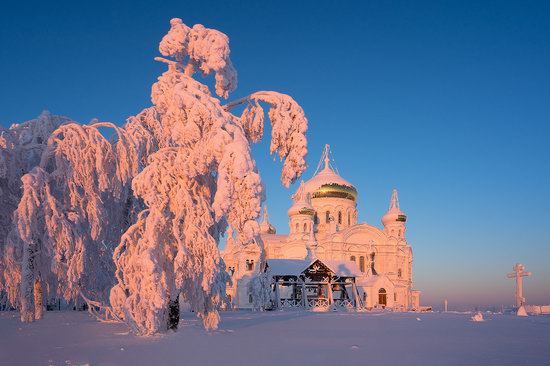 Holy Cross Cathedral, White Mountain, Perm region, Russia, photo 8