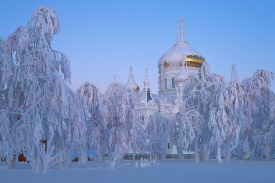 Holy Cross Cathedral, White Mountain, Perm region, Russia, photo 9