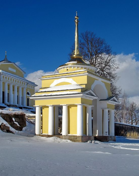 Nilov Monastery, Seliger, Tver region, Russia, photo 10
