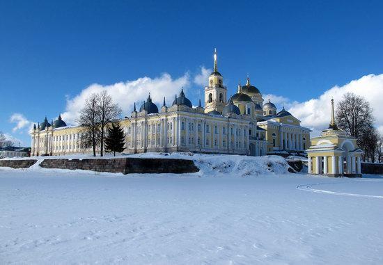Nilov Monastery, Seliger, Tver region, Russia, photo 16