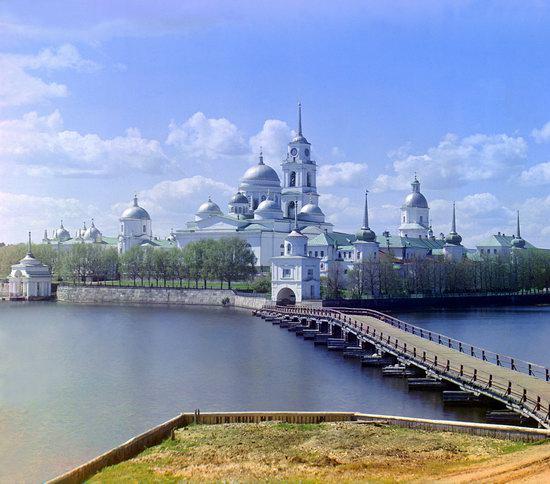 Nilov Monastery, Seliger, Tver region, Russia, photo 17