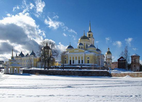 Nilov Monastery, Seliger, Tver region, Russia, photo 2
