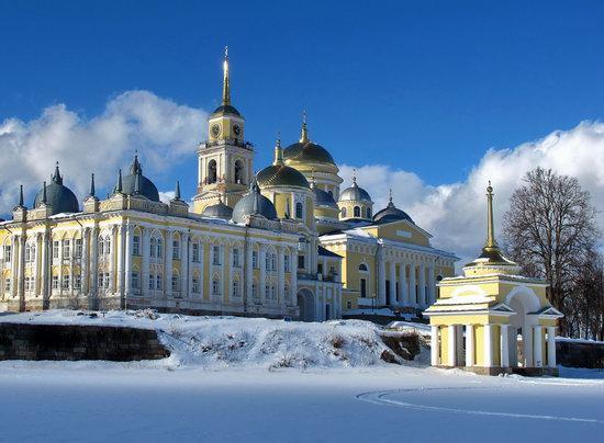 Nilov Monastery, Seliger, Tver region, Russia, photo 4