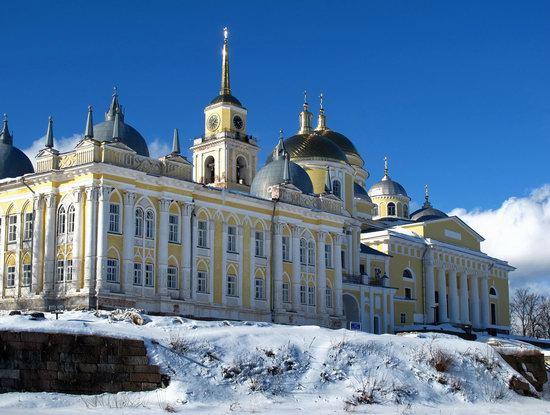 Nilov Monastery, Seliger, Tver region, Russia, photo 5