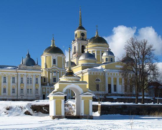 Nilov Monastery, Seliger, Tver region, Russia, photo 7