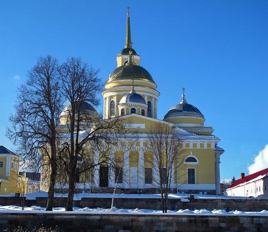 Nilov Monastery, Seliger, Tver region, Russia, photo 8