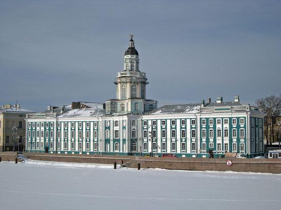 St. Petersburg, Russia architecture