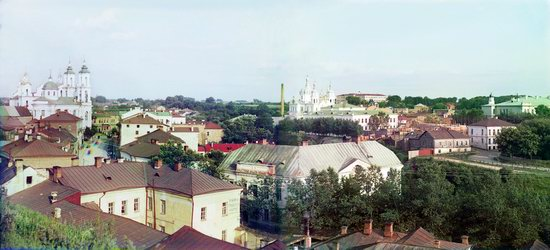 Color panoramas of the Russian Empire, photo 11