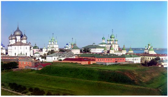 Color panoramas of the Russian Empire, photo 2