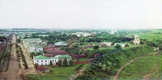 Color panoramas of the Russian Empire, photo 5