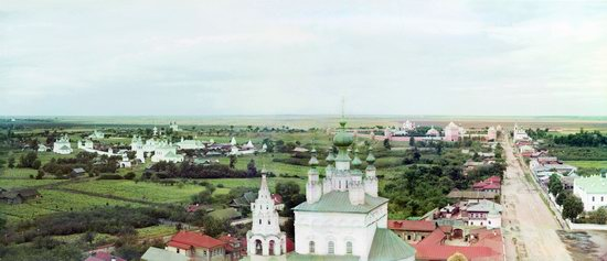 Color panoramas of the Russian Empire, photo 9