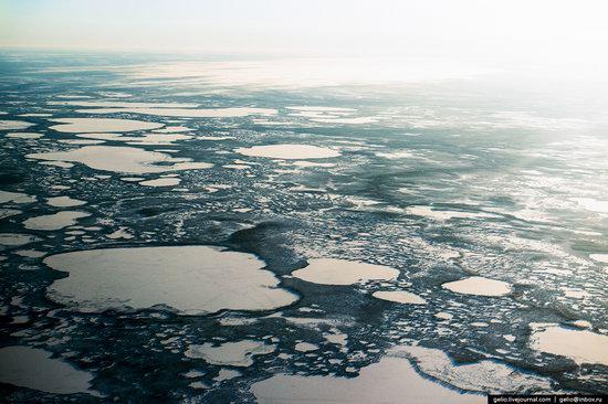 Khanty-Mansi Autonomous Okrug from above, Siberia, Russia, photo 12