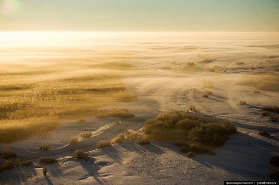 Khanty-Mansi Autonomous Okrug from above, Siberia, Russia, photo 3