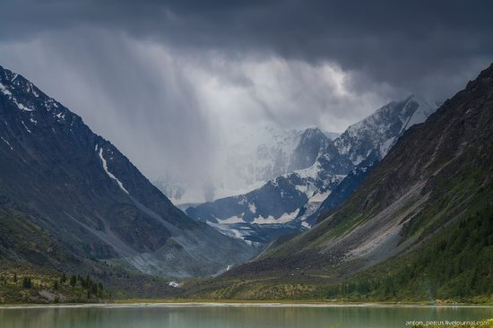 Lake Akkem, Altai Republic, Russia, photo 2