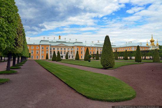 Spring in Peterhof museum, St. Petersburg, Russia, photo 25