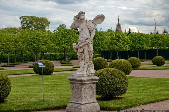 Spring in Peterhof museum, St. Petersburg, Russia, photo 26