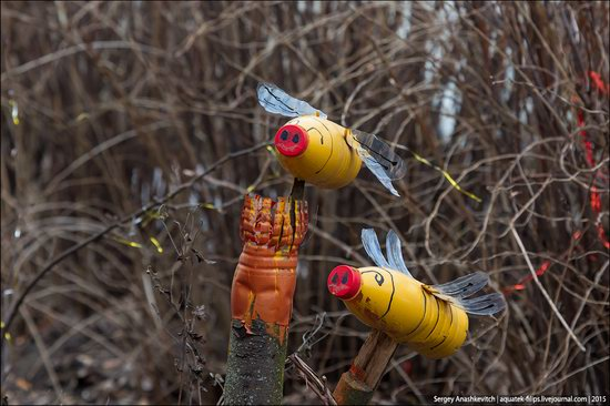 Strange self-made outdoor toys in Russia, photo 5