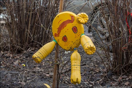 Strange self-made outdoor toys in Russia, photo 6