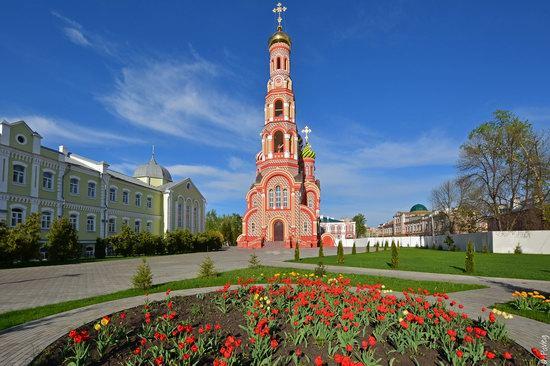Majestic churches of Tambov, Russia in spring, photo 14