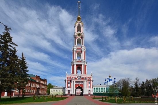 Majestic churches of Tambov, Russia in spring, photo 3
