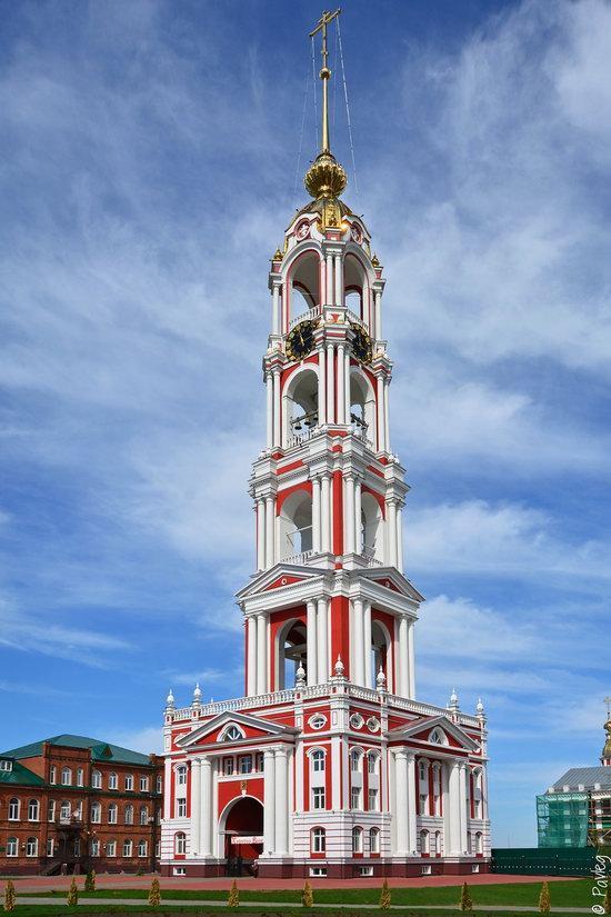 Majestic churches of Tambov, Russia in spring, photo 4