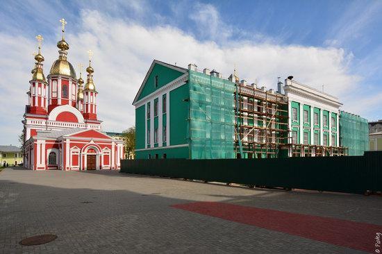 Majestic churches of Tambov, Russia in spring, photo 6