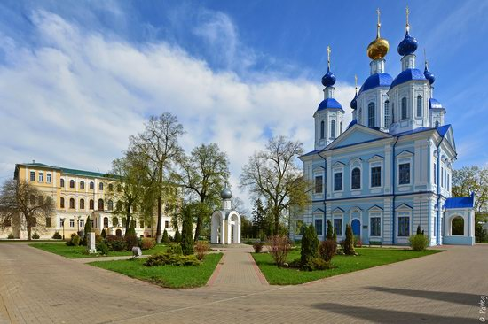 Majestic churches of Tambov, Russia in spring, photo 8
