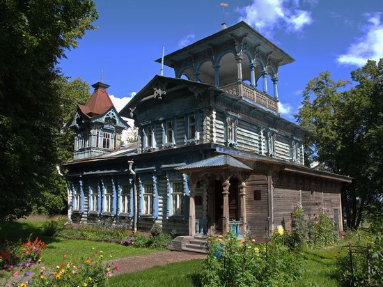Belyaev Manor, Voskresenskoye, Russia, photo 1