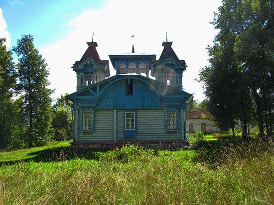 Belyaev Manor, Voskresenskoye, Russia, photo 11