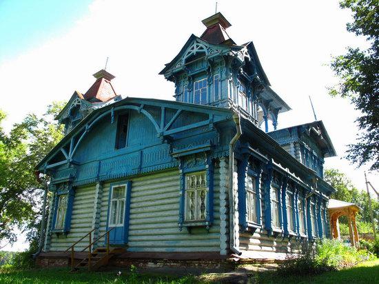 Belyaev Manor, Voskresenskoye, Russia, photo 12