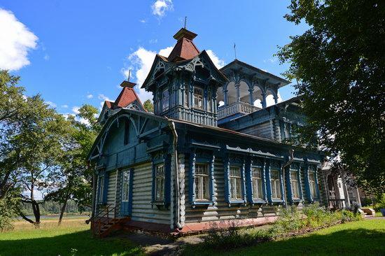 Belyaev Manor, Voskresenskoye, Russia, photo 13