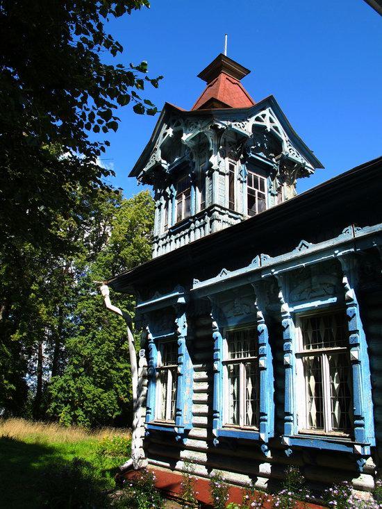 Belyaev Manor, Voskresenskoye, Russia, photo 15