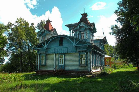 Belyaev Manor, Voskresenskoye, Russia, photo 2
