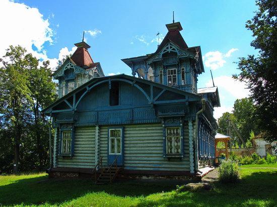 Belyaev Manor, Voskresenskoye, Russia, photo 22
